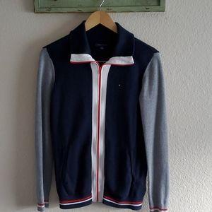 Tommy Hilfiger zip sweater